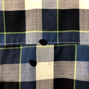 The North Face Shirts - The North Face Button Down Collared Plaid Shirt